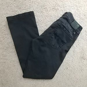 Lucky Brand Lolita Boot Cut Black Jeans